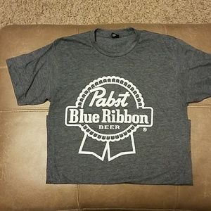 Dark gray PBR women's tshirt